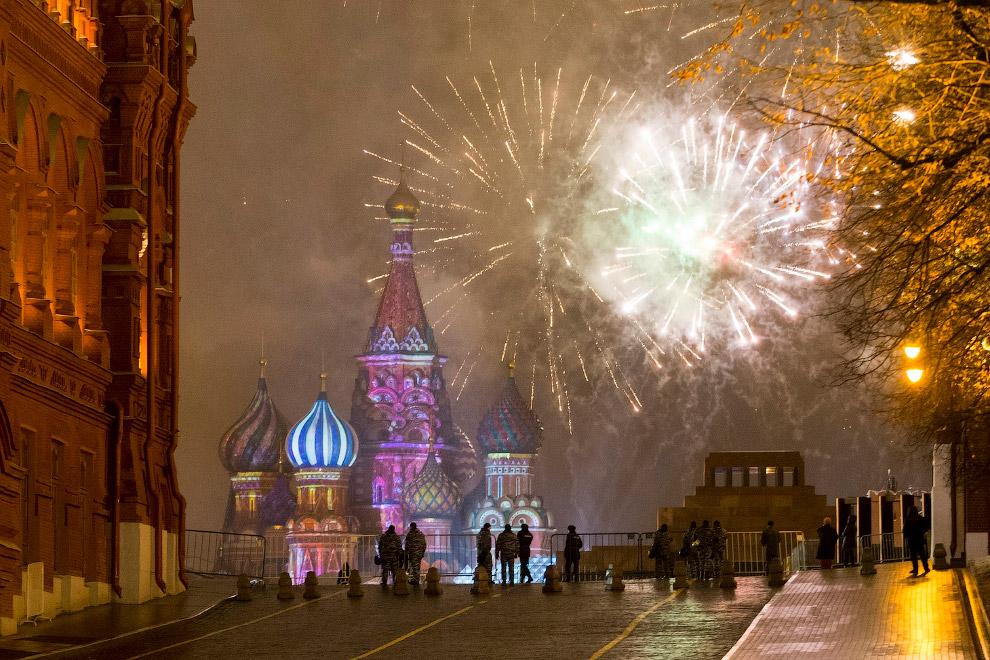 Как отмечали новый 2017 год в мире